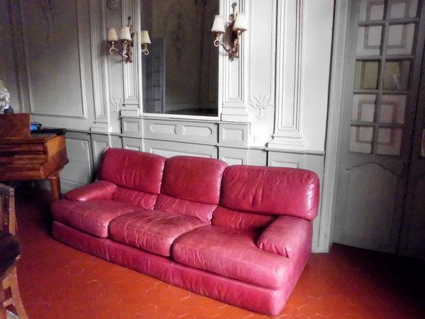 canap fauteuil marsala ligne roset togo design ameublement maison aroffe 88170 annonce. Black Bedroom Furniture Sets. Home Design Ideas