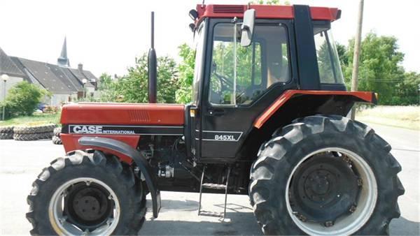 tracteur agricole case ih 845 xl bricolage jardinage maison perpignan 66100 annonce. Black Bedroom Furniture Sets. Home Design Ideas