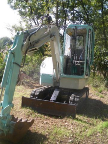 mini pelle komatsu pc28uu 2 8 tonnes bricolage jardinage maison choisy le roi 94600. Black Bedroom Furniture Sets. Home Design Ideas